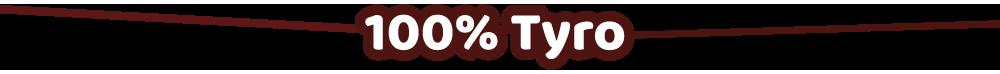 100% Tyro